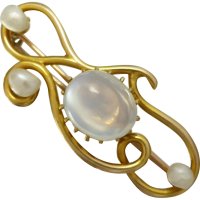 art_nouveau_moonstone_pearl_brooch_1002526396 Beryl Lane - Brooches & Pins