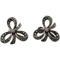 vintage-marcasite-earrings Beryl Lane - Marcasite Jewellery