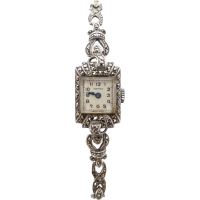vintage_marcasite_watch Beryl Lane - Marcasite Jewellery