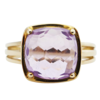 amethyst_gold_dress_ring Beryl Lane - SOLD