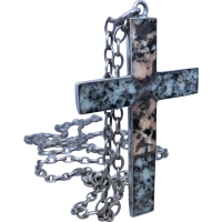antique-aberdeen-granite-cross-necklace Beryl Lane - Victorian (1837- 1901)