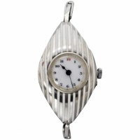 antique-edwardian-c1913-sterling-silver-enamel-watch Beryl Lane - Watches & Timepieces