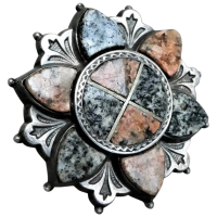 antique-victorian-scottish-aberdeen-granite-brooch Beryl Lane - Antique Scottish Jewellery