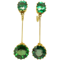 antique_doublet_drop_earrings Beryl Lane - SOLD