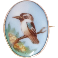 antique_kookaburra_brooch Beryl Lane - SOLD