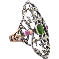 antique_suffragette_ring Beryl Lane - SOLD