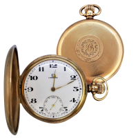 art-deco-9ct-gold-omega-pocket-watch Beryl Lane - Watches & Timepieces