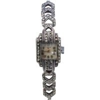 art_deco_marcasite_watch Beryl Lane - Marcasite Jewellery
