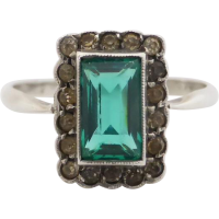art_deco_paste_ring Beryl Lane - SOLD