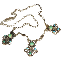 austro_hungarian_inspired_necklace Beryl Lane - SOLD