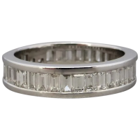 channel-set-full-hoop-baguette-cut-diamond-ring Beryl Lane - Rings