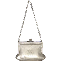 edwardian_silverplate_purse Beryl Lane - Collectibles