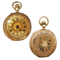 french-antique-pocket-watch Beryl Lane - Watches & Timepieces
