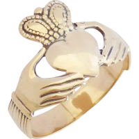 irish_claddagh_ring Beryl Lane - SOLD