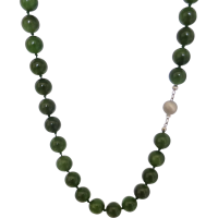 nephrite_jade_necklace Beryl Lane - Necklaces & Pendants
