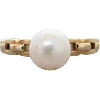 pearl_dress_ring Beryl Lane - SOLD