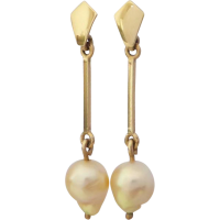 pearl_drop_earrings Beryl Lane - Pearl Jewellery