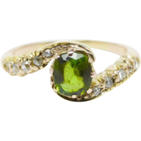 peridot_diamond_antique_ring_1020310257 Beryl Lane - SOLD