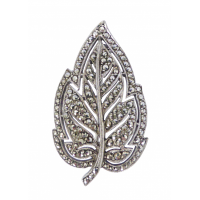 sterling-silver-marcasite-vintage-brooch Beryl Lane - SOLD