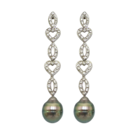 sterling-silver-peacock-tahitain-south-sea--pearl-and-cz-drop-earrings-494-1_v2 Beryl Lane - Shop By Era