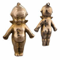 untitled_design_50 Beryl Lane - Antique 9ct Gold Kewpie Doll Charm Pendant