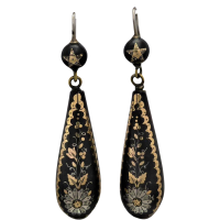 victorian-pique-earrings_664514683 Beryl Lane - Victorian (1837- 1901)