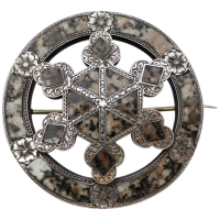 victorian-scottish-sterling-silver-aberdeen-granite-brooch Beryl Lane - Brooches & Pins
