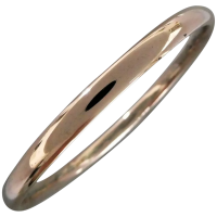 vintage-art-deco-9ct-rose-gold-lined-bangle Beryl Lane - Bracelets & Bangles