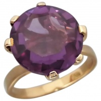 vintage-colour-change-imitation-alexandrite-cocktail-ring Beryl Lane - Rings