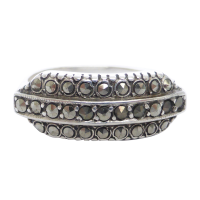 vintage-marcasite-ring Beryl Lane - SOLD