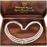 vintage-mikimoto-triple-strand-pearl-necklace Beryl Lane - Necklaces & Pendants