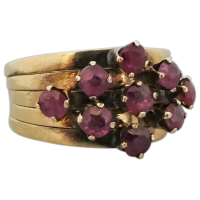 vintage-ruby-harem-ring Beryl Lane - Rings
