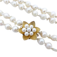 vintage_baroque_double_strand Beryl Lane - Pearl Jewellery