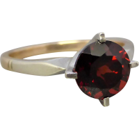 vintage_garnet_ring Beryl Lane - SOLD