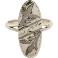 vintage_ussr_916_silver_ring Beryl Lane - SOLD