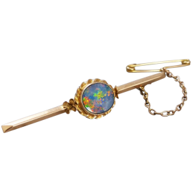 antique-australian-opal-doublet-brooch Beryl Lane - Shop by category