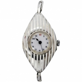 antique-edwardian-c1913-sterling-silver-enamel-watch Beryl Lane - Shop by category