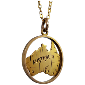 antique-post-federation-map-of-australia-pendant Beryl Lane - Shop by category