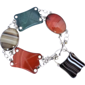 antique_scottish_agate_bracelet Beryl Lane - Shop by category