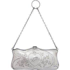 antique_sterling_silver_chatelaine_bag Beryl Lane - Shop by category