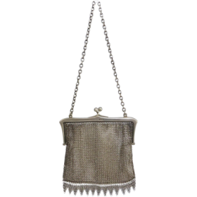antique_sterling_silver_mesh_purse Beryl Lane - Shop by category