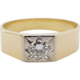 diamond_signet_ring Beryl Lane - Shop by category