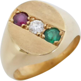 gemstone_signet_ring Beryl Lane - Shop by category