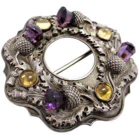 georgian-19th-century-scottish-amethyst-citrine-brooch Beryl Lane - Shop by category
