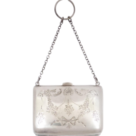 sterling_silver_chatelaine_purse Beryl Lane - Shop by category