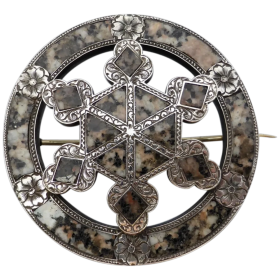 victorian-scottish-sterling-silver-aberdeen-granite-brooch Beryl Lane - Shop by category
