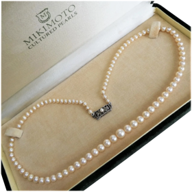 vintage-mikimoto-graduated-pearl-strand Beryl Lane - Shop by category