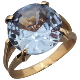 vintage-retro-pale-blue-spinel-ring Beryl Lane - Shop by category