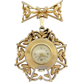 vintage_corocraft_brooch_watch Beryl Lane - Shop by category
