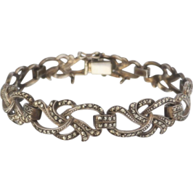 vintage_marcasite_bracelet Beryl Lane - Shop by category